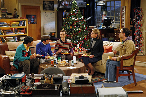 The Big Bang Theory - S3E11 - The Maternal Congruence