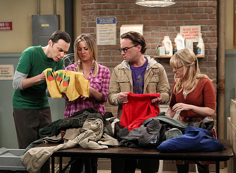 The Big Bang Theory - S7E3 - The Scavenger Vortext