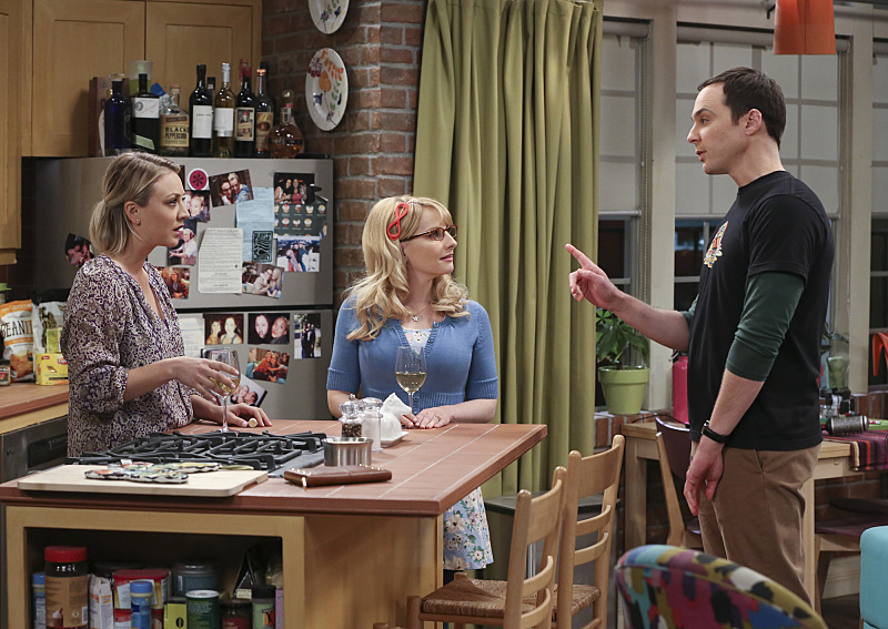 The Big Bang Theory - S9E11 - The Opening Night Excitation