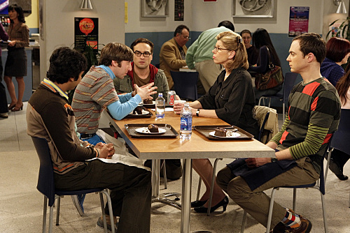 The Big Bang Theory - S2E15 - The Maternal Capacitance