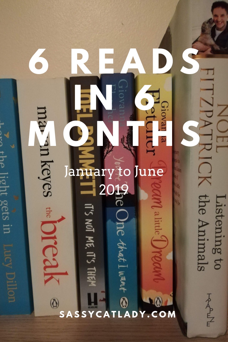 6 Reads in 6 Months - January to June 2019
