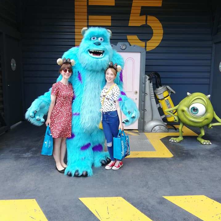 Meeting Sully