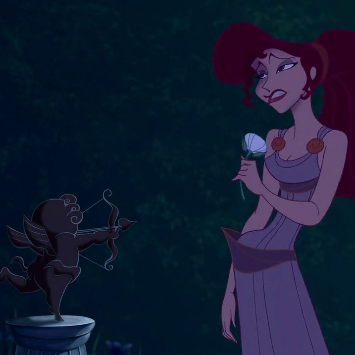 I Won't Say I'm In Love - Hercules