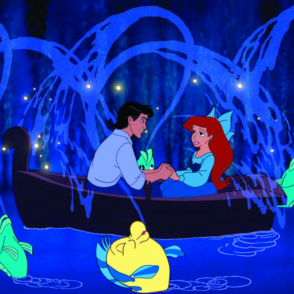 Kiss the Girl - The Little Mermaid