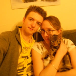 Me, Liam and Tilly