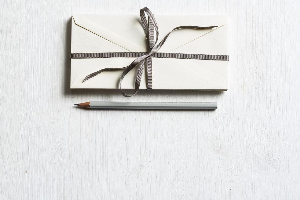 Envelope & Pencil Unsplash Image