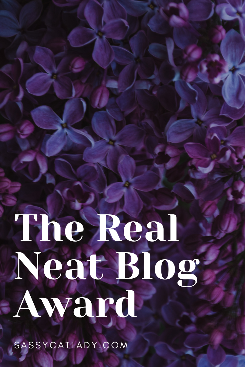 Real Neat Blog Award Graphic
