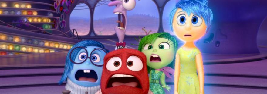 Main Characters in Inside Out