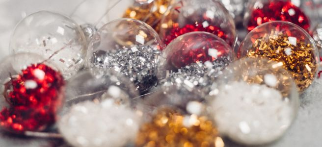 Baubles with Tinsel Featured Image