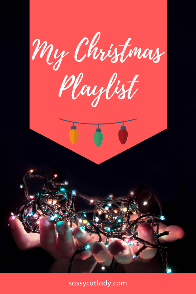 My Christmas Playlist Blog Graphic