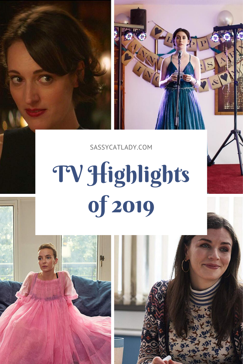 TV Highlights of 2019 Graphic