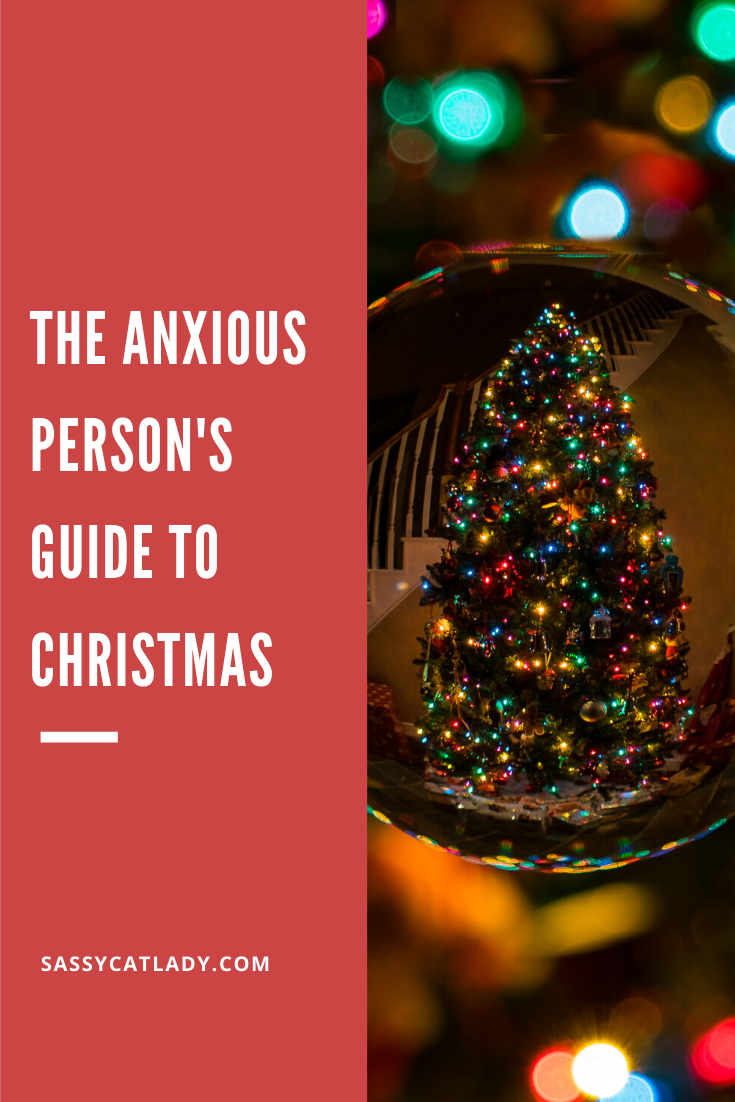 The Anxious Person's Guide to Christmas Graphic