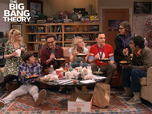 Final Shot From The Big Bang Theory S12