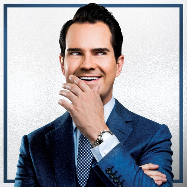 Jimmy Carr: Terribly Funny Tour Poster