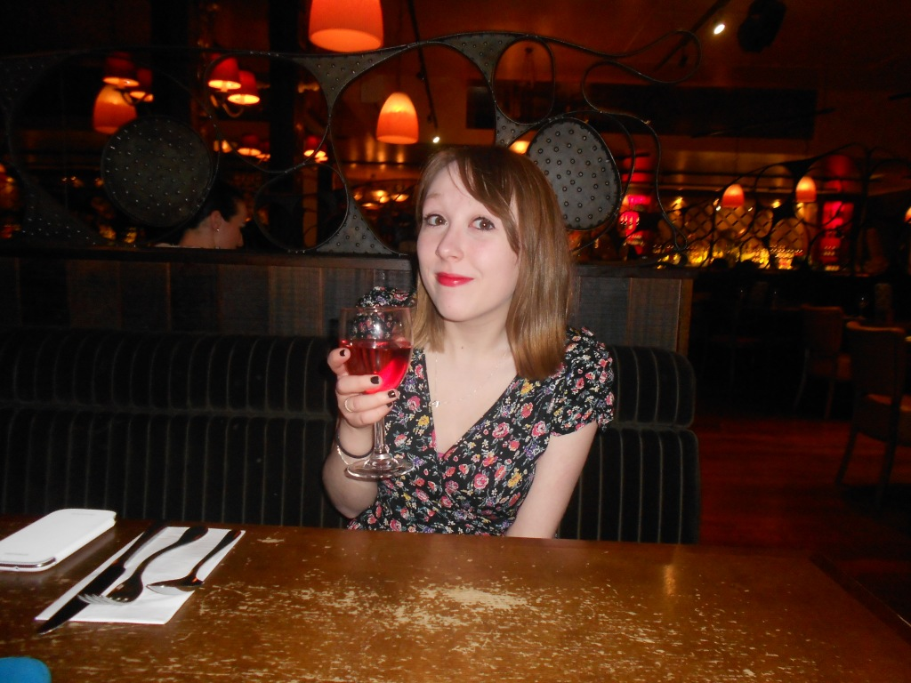 Me - April 2014