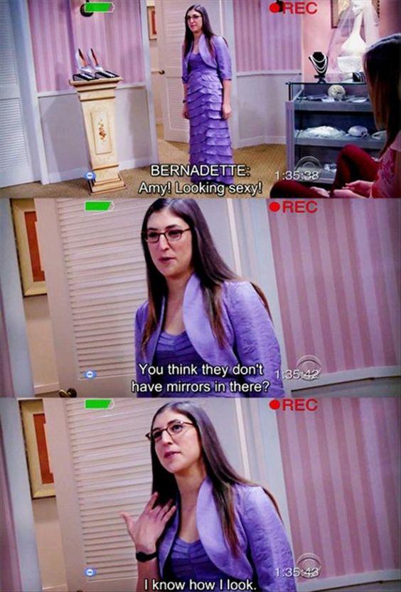 Amy Farrah Fowler - Big Bang Theory