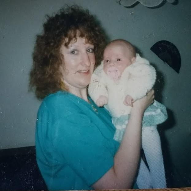 Me & Mum 1992