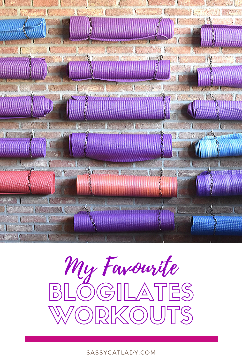 Favourite Blogilates Workouts