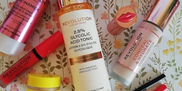 Revolution Beauty Haul - April 2020