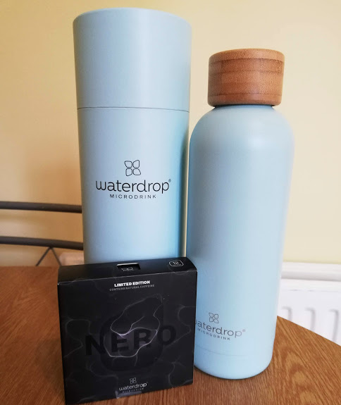 Waterdrop Bottle & Nero
