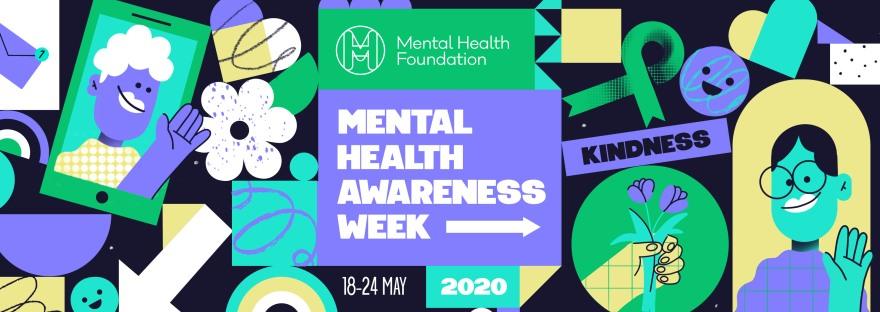 Mental Health Awareness Week Banner