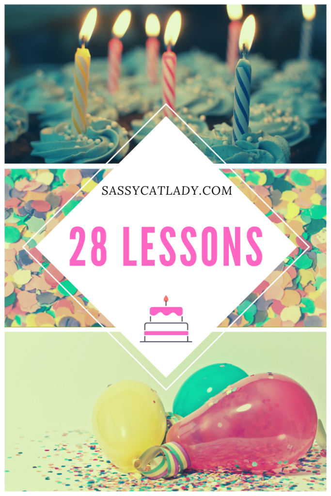 28 Lessons