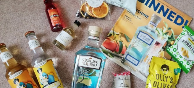 Craft Gin Club Box - May 2020