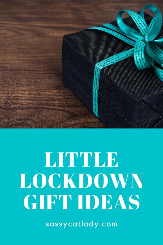 Little Lockdown Gift Ideas