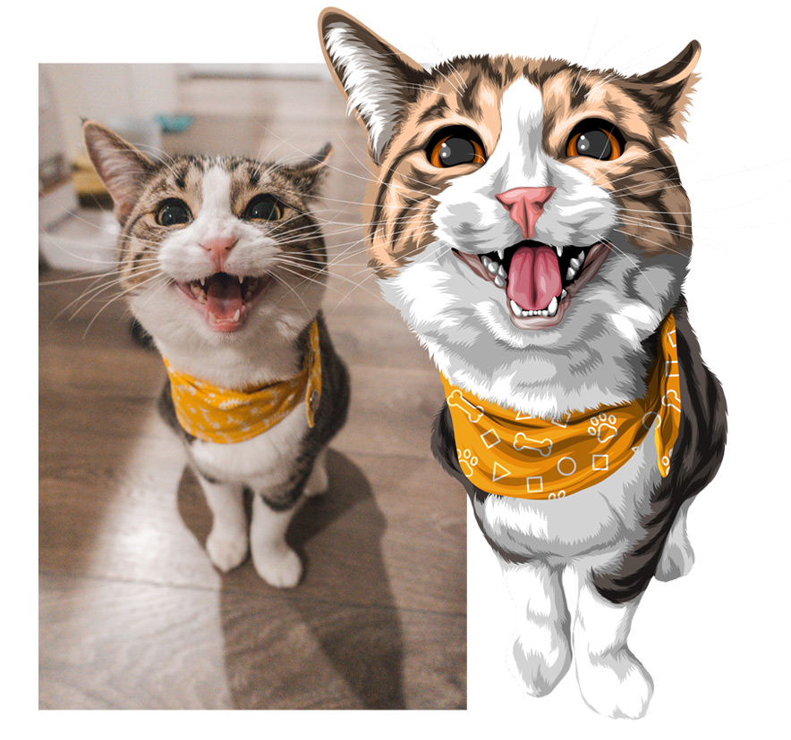 VectorPets Cat