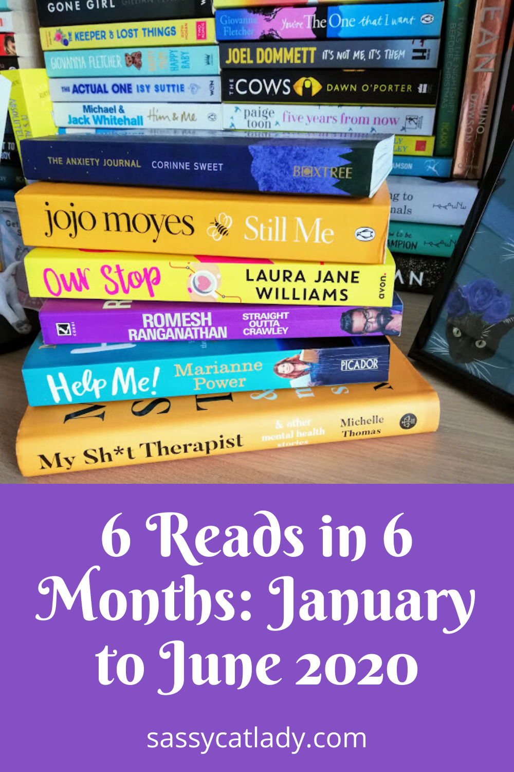 6 Reads in 6 Months - January to June 2020