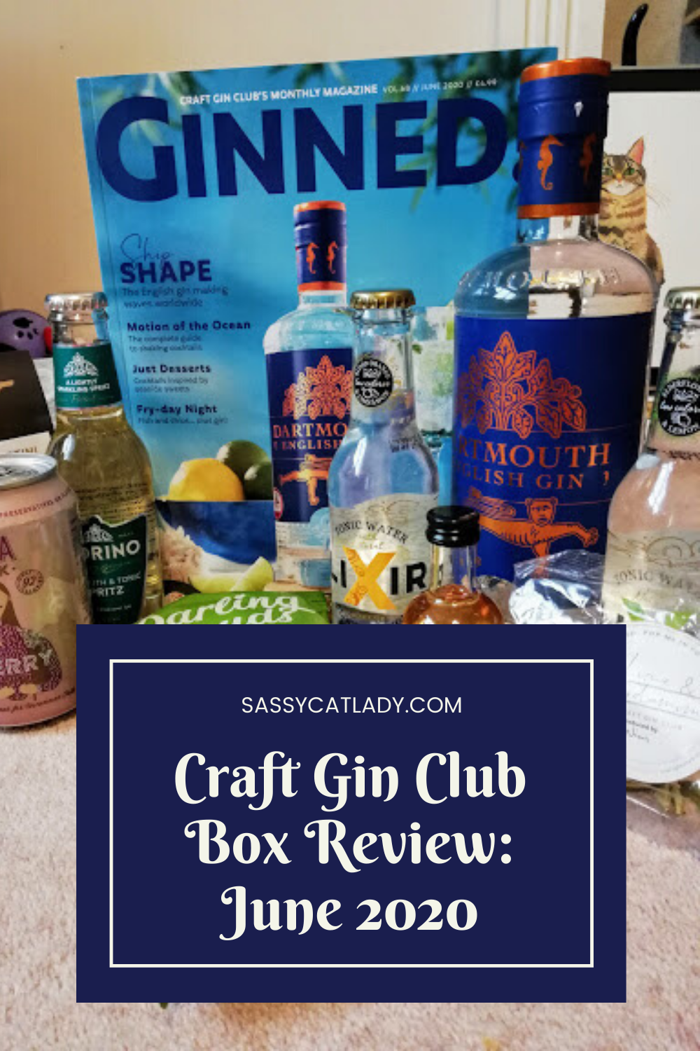 Craft Gin Club Review - June 2020