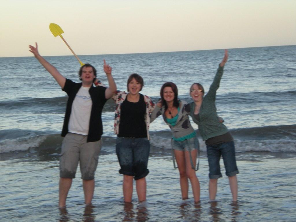 Sea Picture - Dawlish 2010