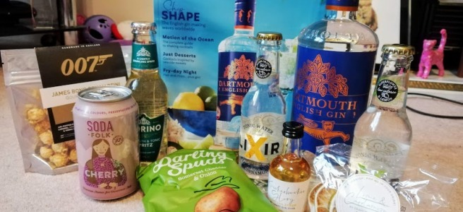 Craft Gin Club Box - June 2020