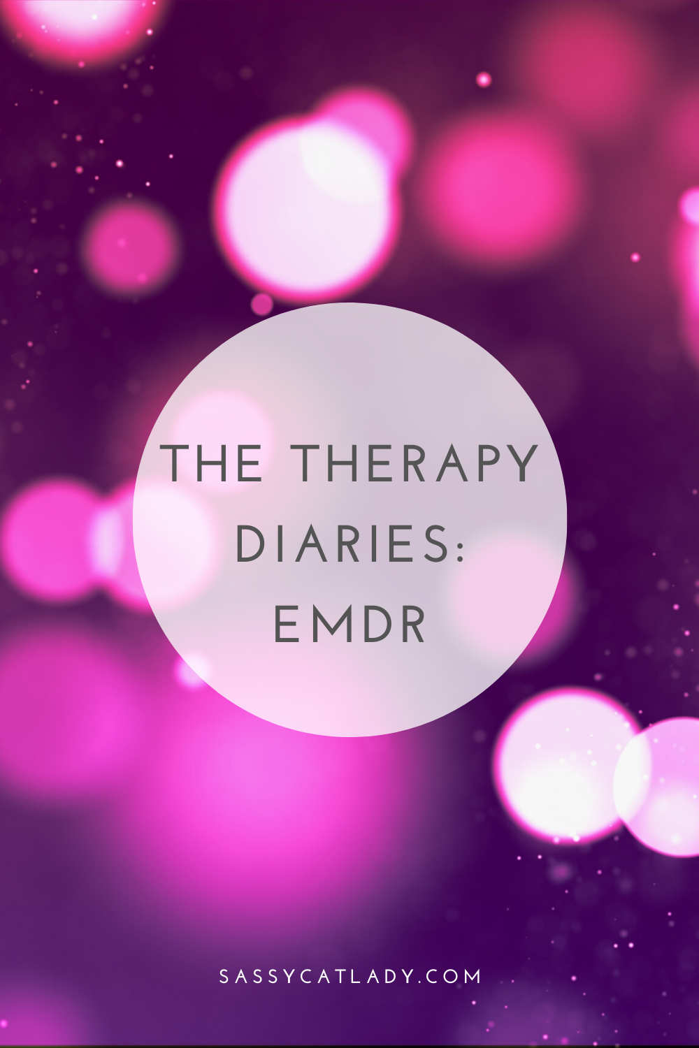 Therapy Diaries 3