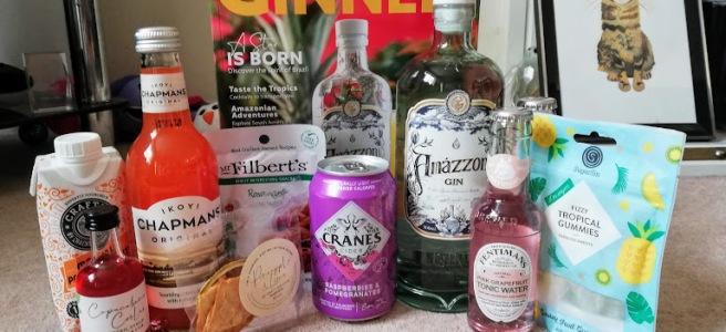 Craft Gin Club Box - July 2020