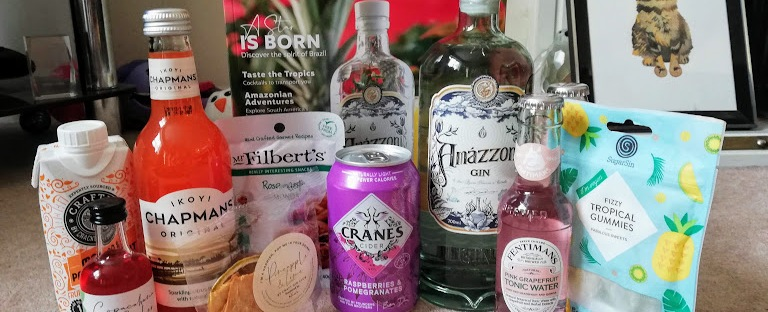 Craft Gin Club Box - July 2020