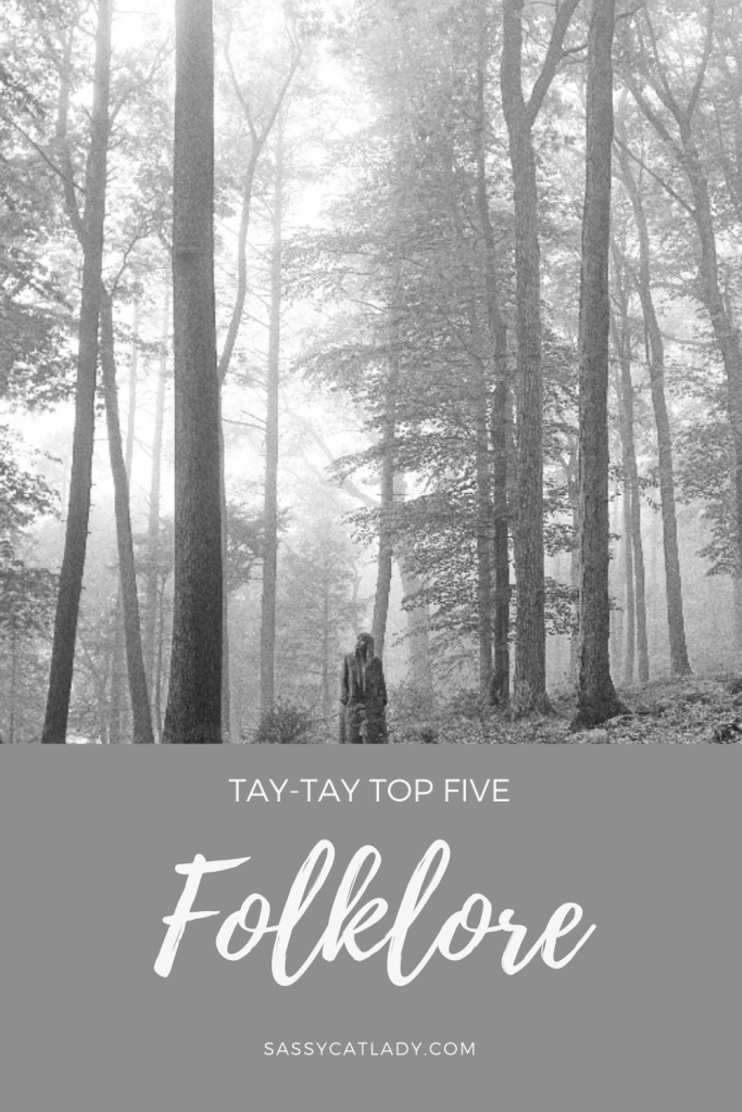 Tay-Tay Top Five - Folklore