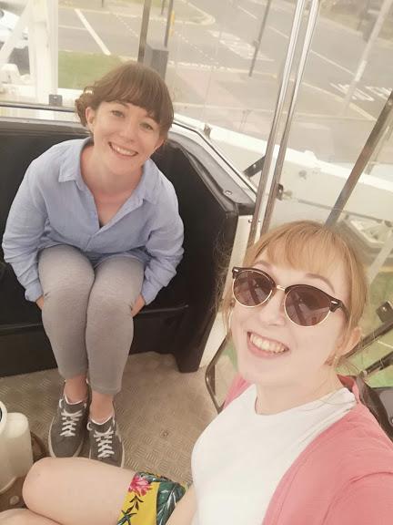 Me & Lillie on the Big Wheel