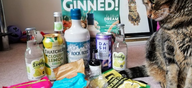 Craft Gin Club Box - August 2020