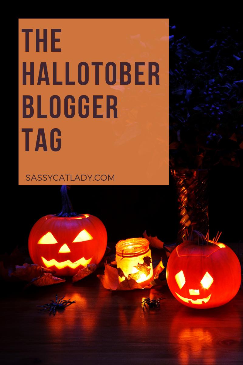 The Hallotober Blogger Tag