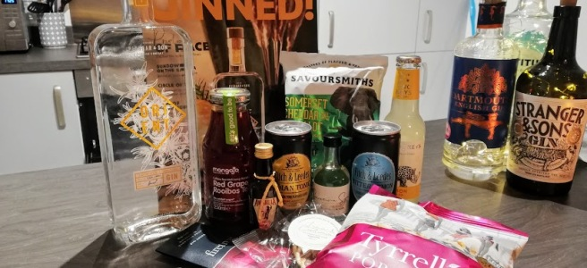 Craft Gin Club November 2020