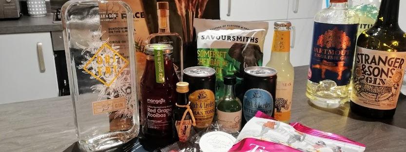 Craft Gin Club November 2020