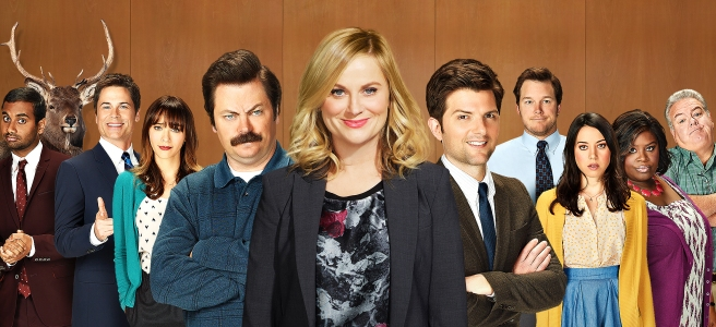 Parks & Recreation Cast