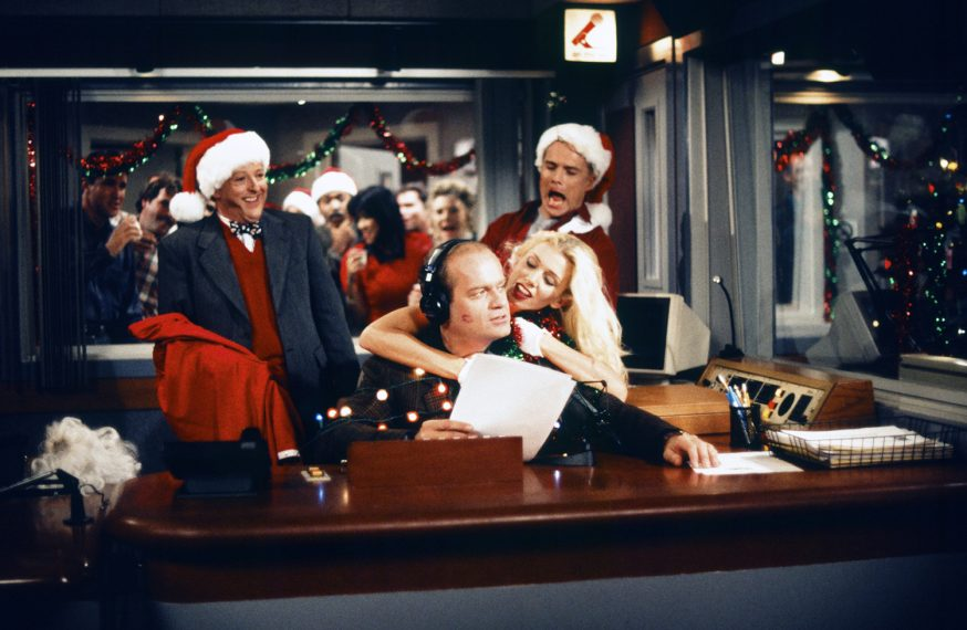 Frasier - Miracle on 3rd or 4th Street