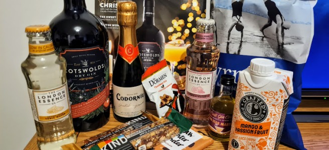 Craft Gin Club December 2020