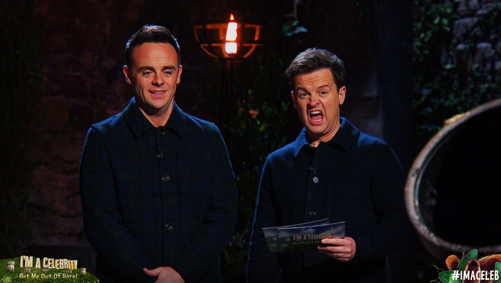 I'm A Celebrity Get Me Out of Here - Ant & Dec