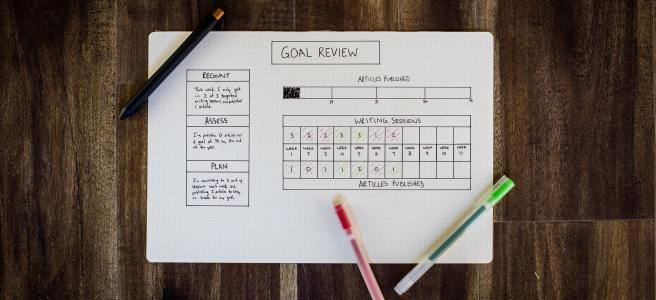 Goals Review