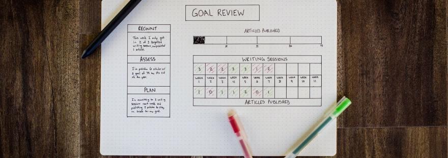 Goals Review