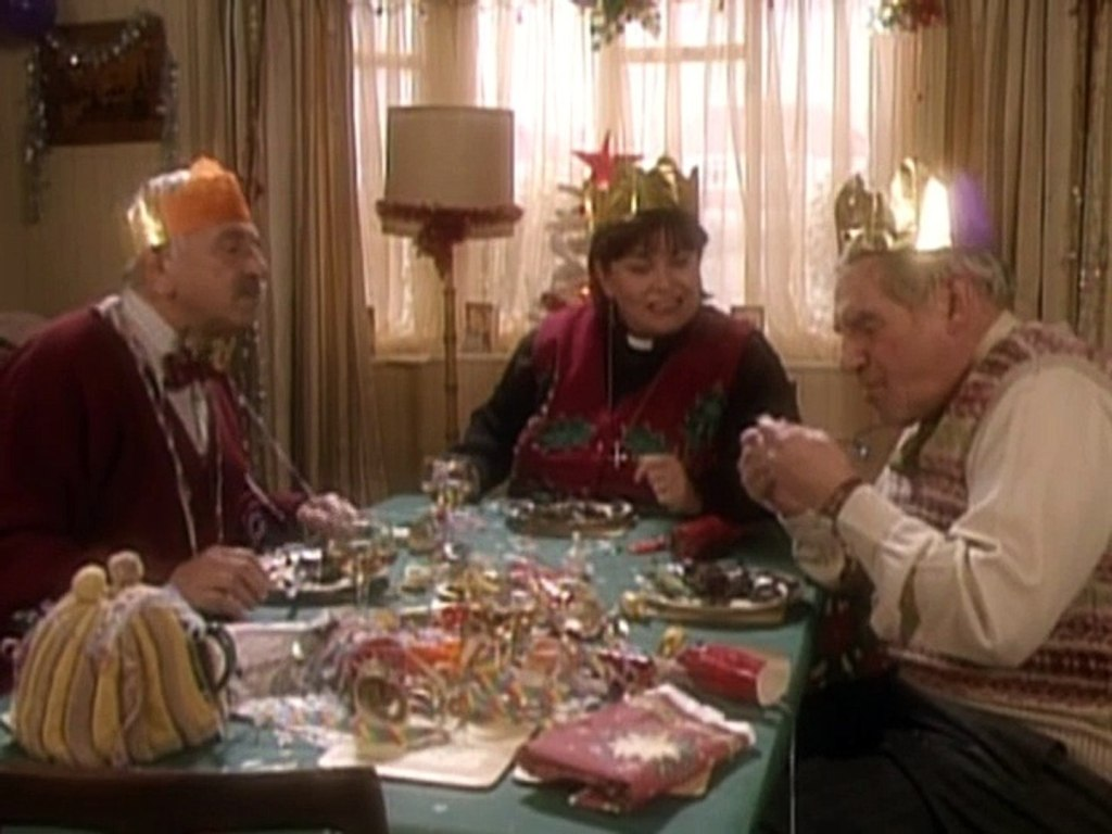 Vicar of Dibley - Christmas Lunch Incident