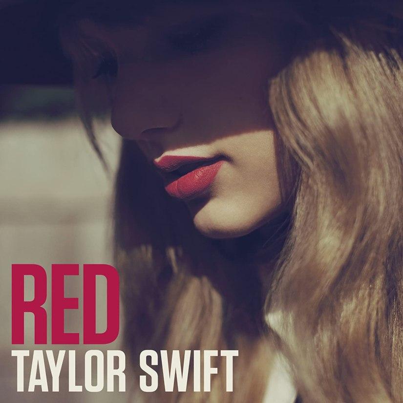 Taylor Swift - Red album artwork